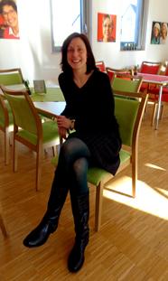 Christine Schleifer Bürgermeisterkandidatin