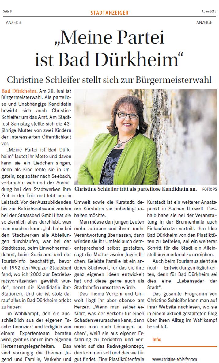 chistine-schleifer-artikel-stadtanzeiger-klein_2015_06_03