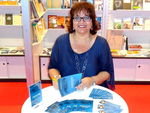 """Buchmesse Frankfurt 2014 Buch: """"Sehnsucht die mich trägt"""""""
