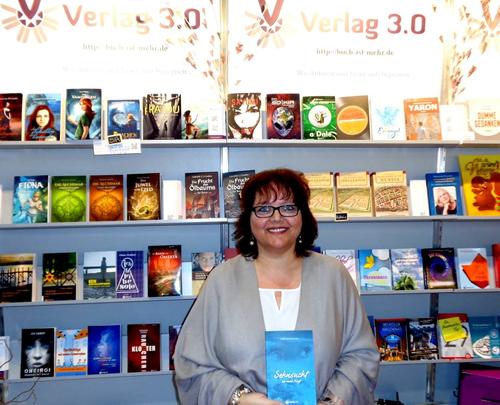 """Buchmesse Leipzig Buch: """"Sehnsucht die mich trägt"""""""