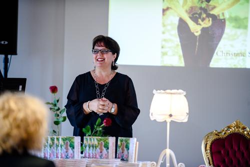 Buchpräsentation Christine Schleifer Burg Altleiningen